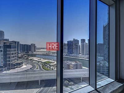 Office for Sale in Meydan City, Dubai - Semi Fitted  Canal View  Low Floor  Vacant