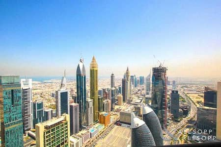 1 Bedroom Flat for Rent in DIFC, Dubai - One Bedroom   DIFC Views   Unfurnished