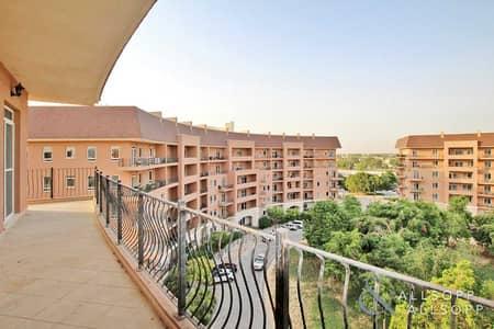 2 Bedroom Flat for Rent in Motor City, Dubai - Two Bedrooms   Corner Unit   Top Floor