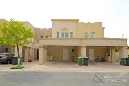 فیلا 2 غرفة نوم للايجار في الينابيع، دبي - Two Bedrooms Plus Study | 4M | Springs 3
