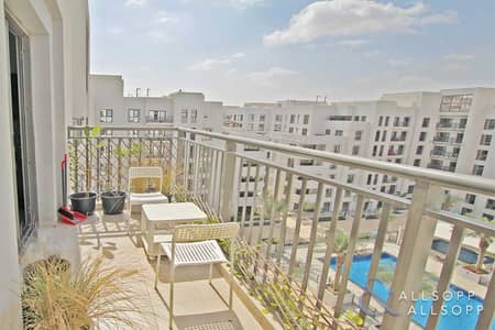3 Bedroom Apartment for Rent in Town Square, Dubai - 3 Bedrooms | Great Location | Maids Room