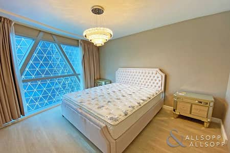 2 Bedroom Flat for Rent in DIFC, Dubai - Fully Upgraded | 2 Bedroom |  DIFC Views