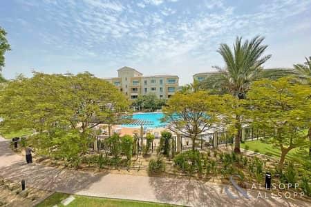 شقة 1 غرفة نوم للايجار في جرين كوميونيتي، دبي - 1 Bed | Pool and Garden View | Immaculate