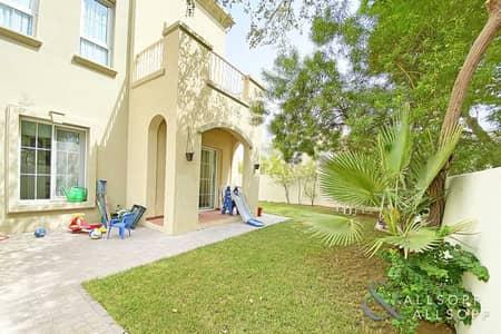 فیلا 2 غرفة نوم للايجار في الينابيع، دبي - Springs 14 | 2+ Study | Community Facing