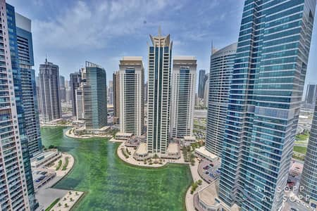 2 Bedroom Apartment for Rent in Jumeirah Lake Towers (JLT), Dubai - Furnished | 2 Bedrooms | Available Now
