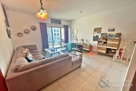 1 Bedroom Apartment for Rent in The Greens, Dubai - 1 Bedroom | Al Thayyal 1 | Vacant July 2021
