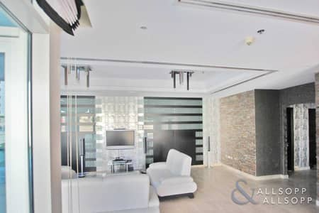 2 Bedroom Flat for Rent in Dubai Marina, Dubai - 2 Bed Plus Maids   Large Layout   Terrace