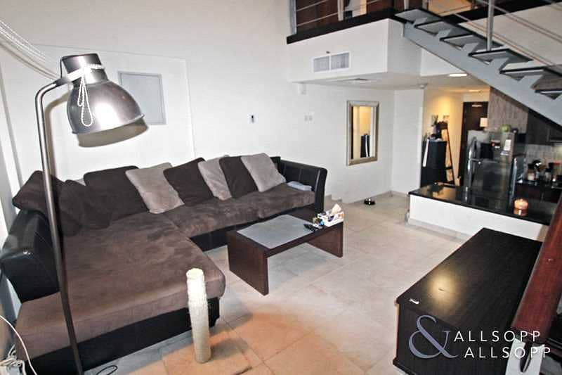 2 Duplex Studio | Furnished | 12 Cheques