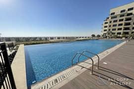 شقة في غولف فيوز إعمار الجنوب دبي الجنوب 2 غرف 45000 درهم - 5250158