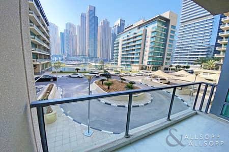 شقة 2 غرفة نوم للايجار في دبي مارينا، دبي - 3 Bath | 2 Bed | EMAAR | Available Now