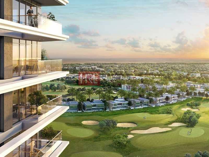 Golf Suites by Emaar   3 Years PH 10% ROI