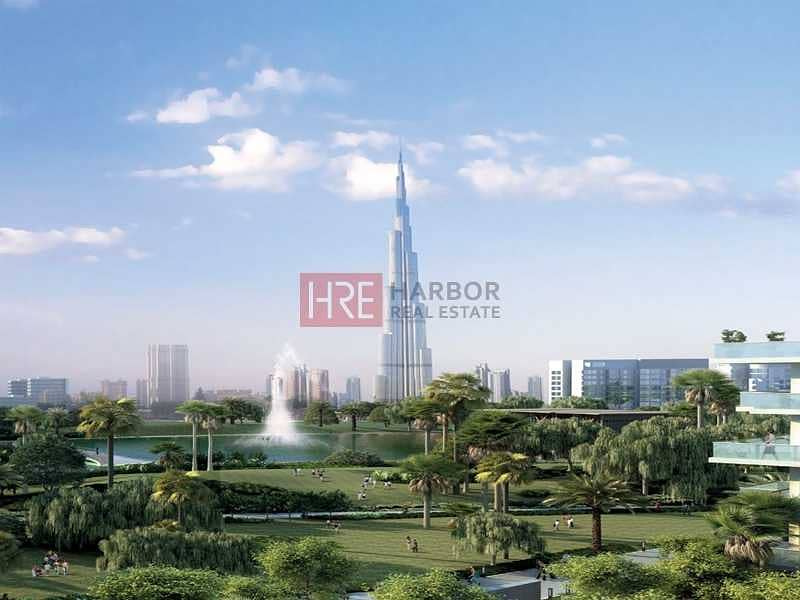 15 Golf Suites by Emaar   3 Years PH 10% ROI