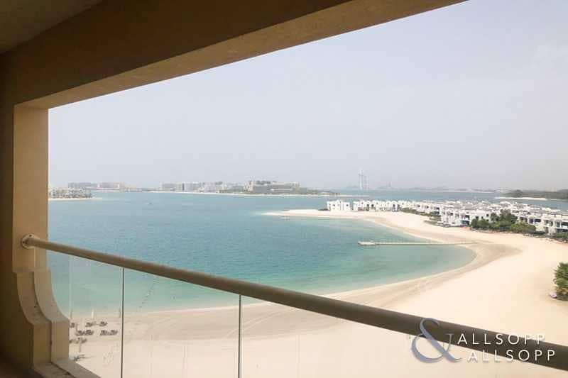2 2 Bedroom   Full Sea View   Beach Access