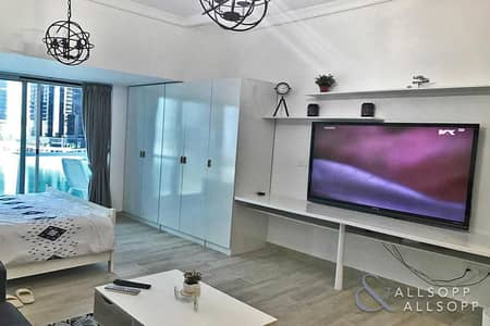Studio for Rent in Jumeirah Lake Towers (JLT), Dubai - Studio   Furnished   Available In August