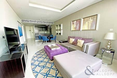 فلیٹ 2 غرفة نوم للايجار في وسط مدينة دبي، دبي - Vacant Now   2 Bedrooms   Fully Furnished