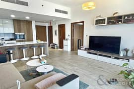 شقة في جيميني سبليندور مدينة محمد بن راشد 1 غرف 48000 درهم - 5272188
