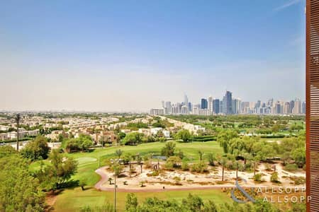 فلیٹ 3 غرف نوم للايجار في ذا فيوز، دبي - 3 Bedrooms   Golf Course View   Panorama