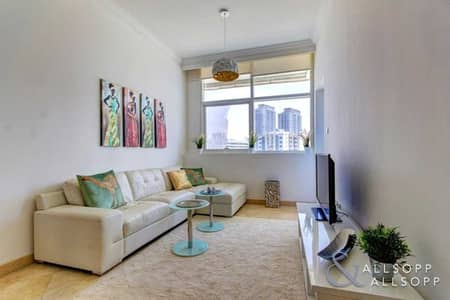 شقة 1 غرفة نوم للايجار في دبي مارينا، دبي - 1 Bedroom | Full Marina View | Furnished