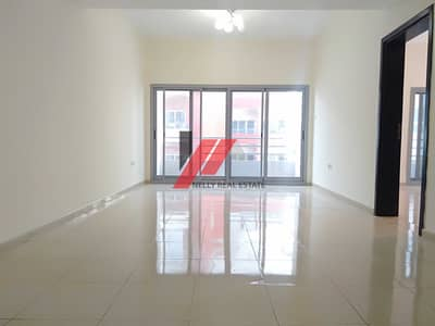1 Bedroom Flat for Rent in Al Nahda, Dubai - NEAR TO METRO STATION     1 BHK APARTMENT WITH 2 BATHS ,   2 BALCONY  , WARDROBES  ,  01 FREE PARKING      1 MONTH FREE