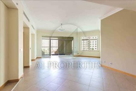 شقة 3 غرف نوم للبيع في نخلة جميرا، دبي - Spacious 3 BR Plus Maid in Palm Jumeirah