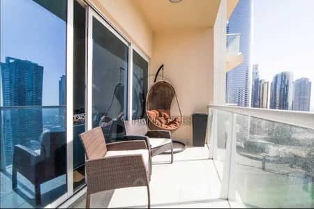 1 Bedroom Flat for Sale in Jumeirah Lake Towers (JLT), Dubai - High ROI | Upgraded | Fully Furnished | Vacant