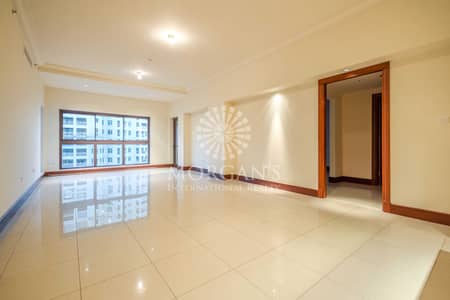 2 Bedroom Apartment for Rent in Palm Jumeirah, Dubai - Large balcony| Great Condition | Vacant NOW