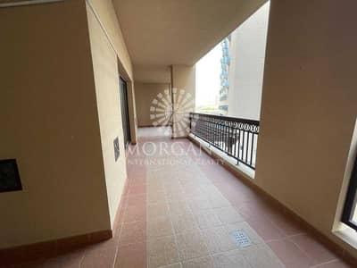 شقة 2 غرفة نوم للبيع في نخلة جميرا، دبي - New on the Market/Huge terrace/Vacant