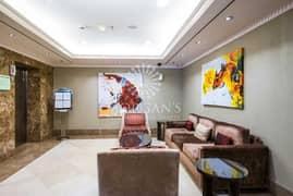شقة في جولدن مايل 8 جولدن مايل نخلة جميرا 2 غرف 115000 درهم - 5229993