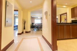 شقة في جولدن مايل 4 جولدن مايل نخلة جميرا 2 غرف 110000 درهم - 5221171