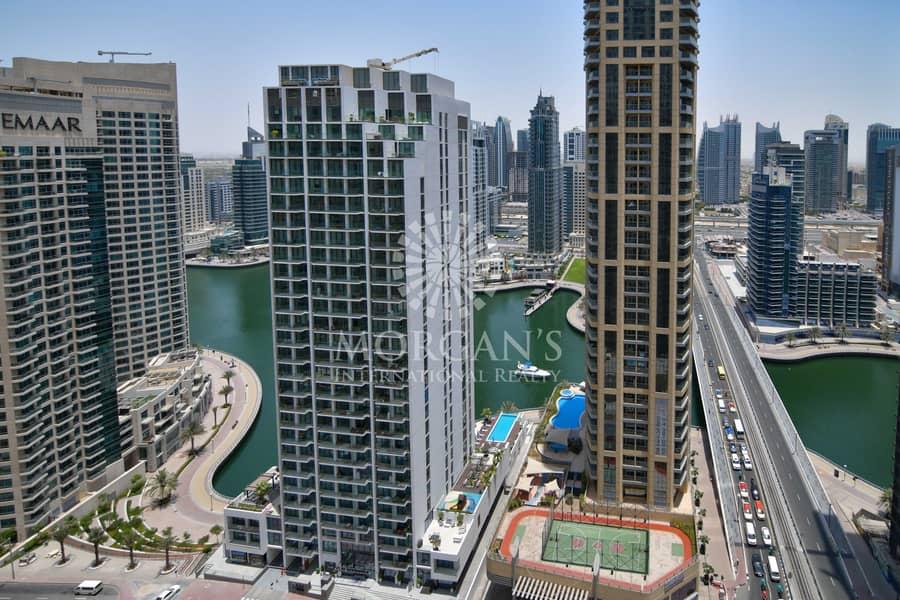 16 High Floor Marina View  Vacant 1 BR