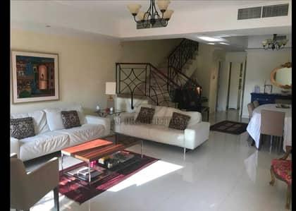 3 Bedroom Villa for Rent in Jumeirah Village Circle (JVC), Dubai - Fully Furnished Villa 3 BR in Diamond Views at JVC