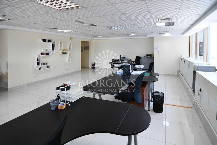 2 Fully Furnished office for rent