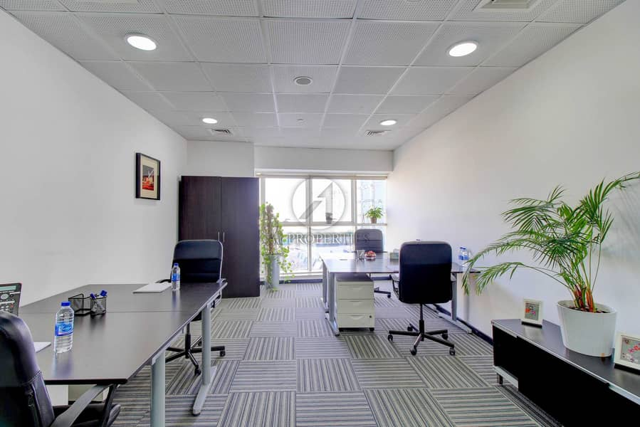 2 Cost Effective Office Solution in Sports City