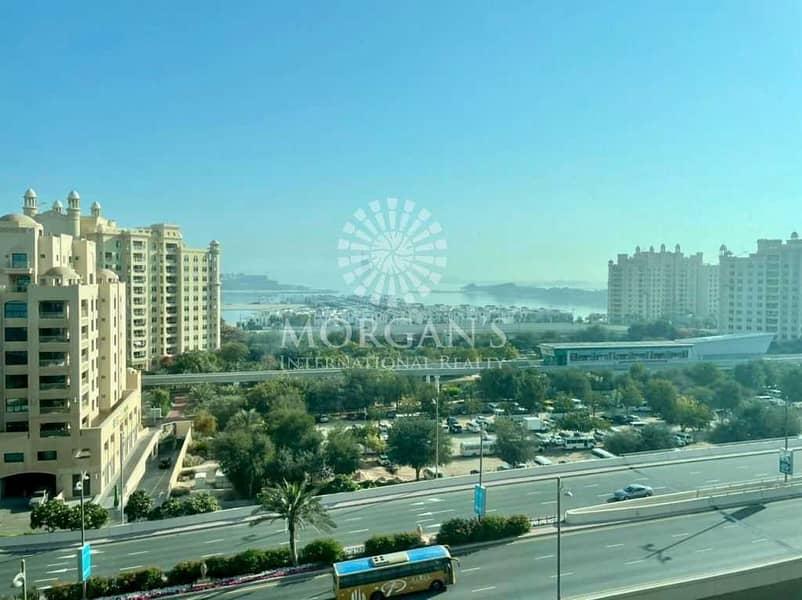 10 Burj Al Arab View/Vacant On Transfer/Huge Terrace