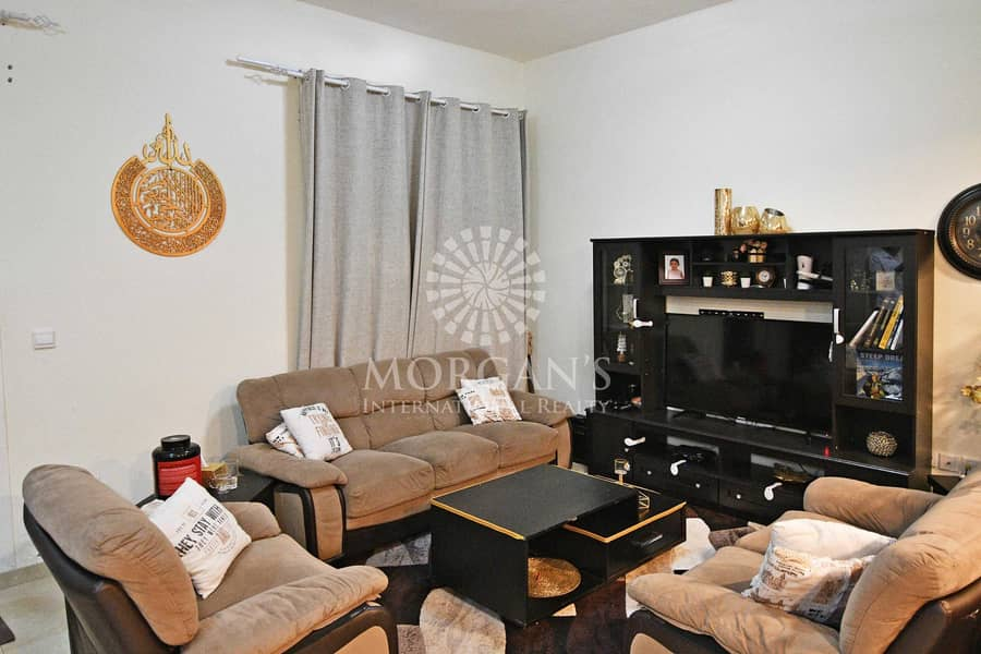 Lower Floor 2BR for sale in Al Thamam 51
