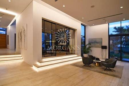 6 Bedroom Villa for Sale in Jumeirah Golf Estate, Dubai - LUXURY 6 BED MANSION   GOLF COURSE VIEWS
