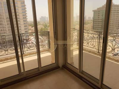 1 Bedroom Flat for Rent in Dubai Sports City, Dubai - Massive 1 Bed | Golf View | Large Balcony