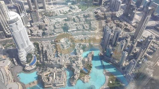 طابق تجاري  للايجار في وسط مدينة دبي، دبي - Above 145 | Full Floor | Multiple cheques | Shell & Core