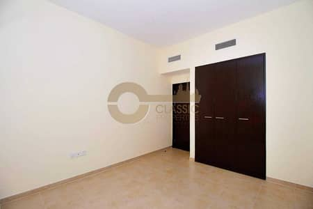 2 Bedroom Apartment for Rent in Remraam, Dubai - Rare to find   2 bed   Double Balcony   Rent