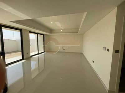 4 Bedroom Townhouse for Sale in Akoya Oxygen, Dubai - Rare | Single Row | 4BR with Maids Room|