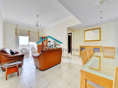 2 Bedroom Flat for Rent in Jumeirah Lake Towers (JLT), Dubai - 2BR Furnished Lake Shore Tower Cluster Y