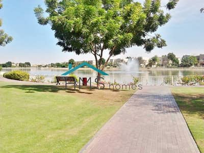 فیلا 2 غرفة نوم للايجار في الينابيع، دبي - Stunning 4E Springs 14 Park and Pool View