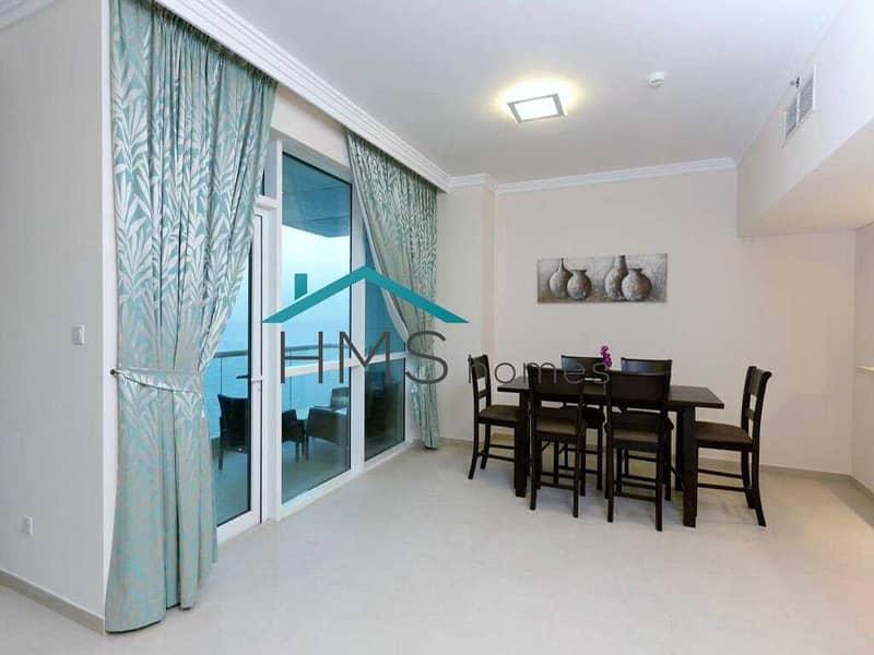 11 2BR Al Bateen Residence JBR Sea Views