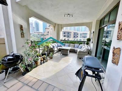 فلیٹ 2 غرفة نوم للبيع في وسط مدينة دبي، دبي - Exclusive | Lake View | Terrace | Vacant on Transfer