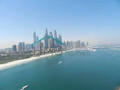 بنتهاوس 4 غرف نوم للبيع في نخلة جميرا، دبي - Must View   Unobstructed Marina Skyline Views