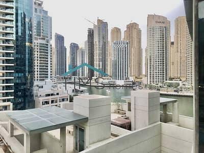 2 Bedroom Apartment for Sale in Dubai Marina, Dubai - Vacant | Marina Views | Maids Room