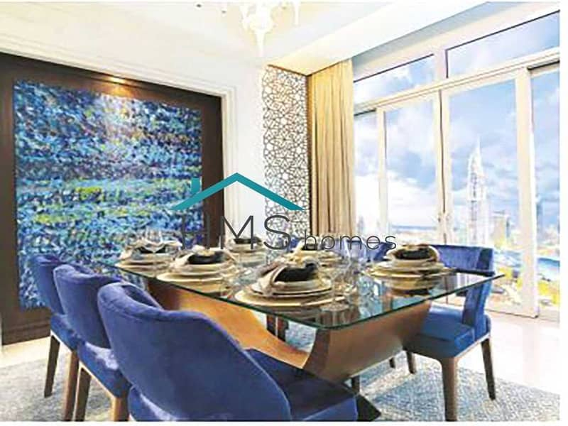 20 Full Burj View | Higher Floor | Best Lay out