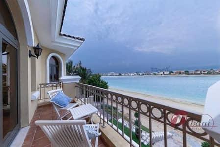 فیلا 5 غرف نوم للبيع في نخلة جميرا، دبي - Atrium Entry   Seaside Living  Private Pool Garden