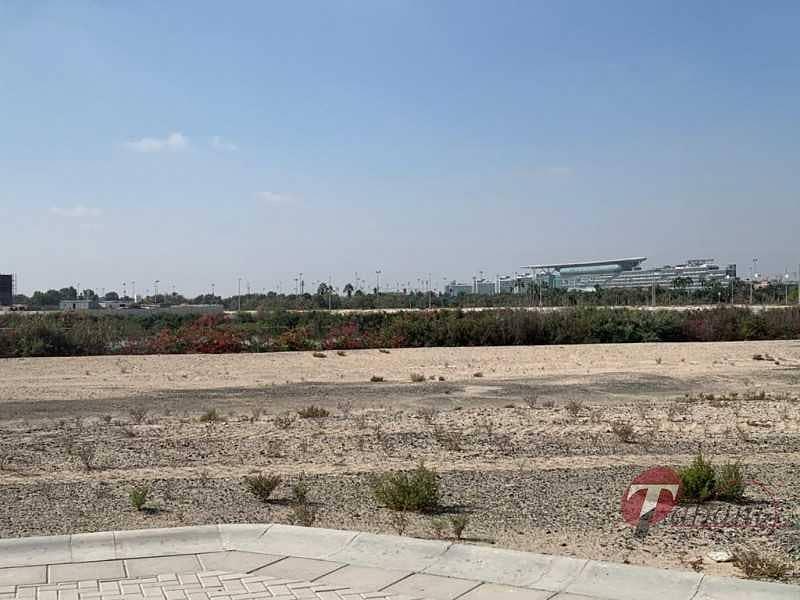 2 Villa Plot in  Meydan Racecourse Community