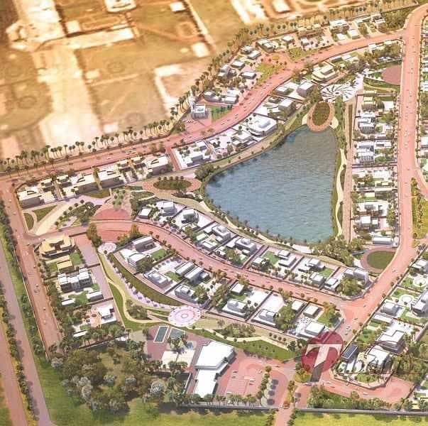 13 Villa Plot in  Meydan Racecourse Community